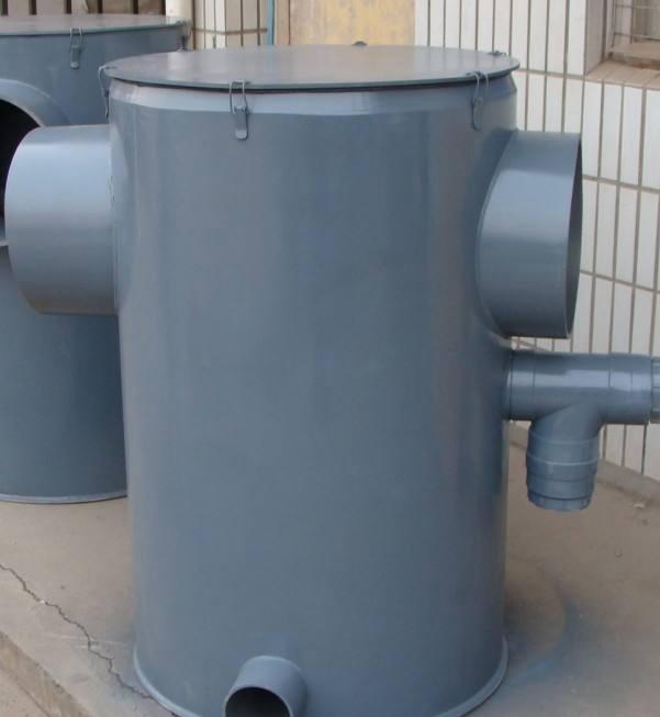 雨水机械弃流装置