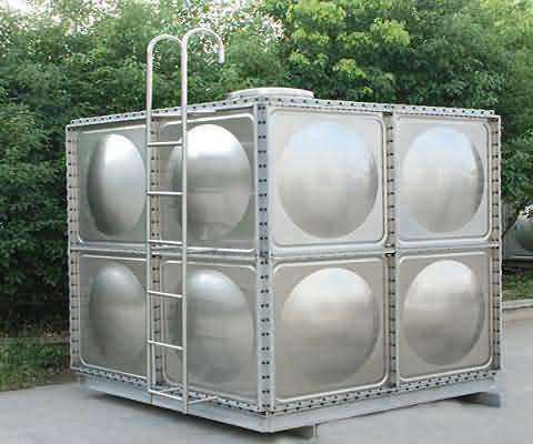不锈钢水箱(方形)
