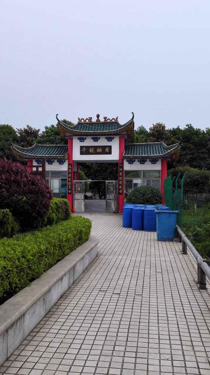 千龙湖生态公园雨水收集系统项目