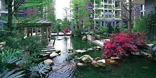 深圳圣莫里斯花园雨水收集模块项目