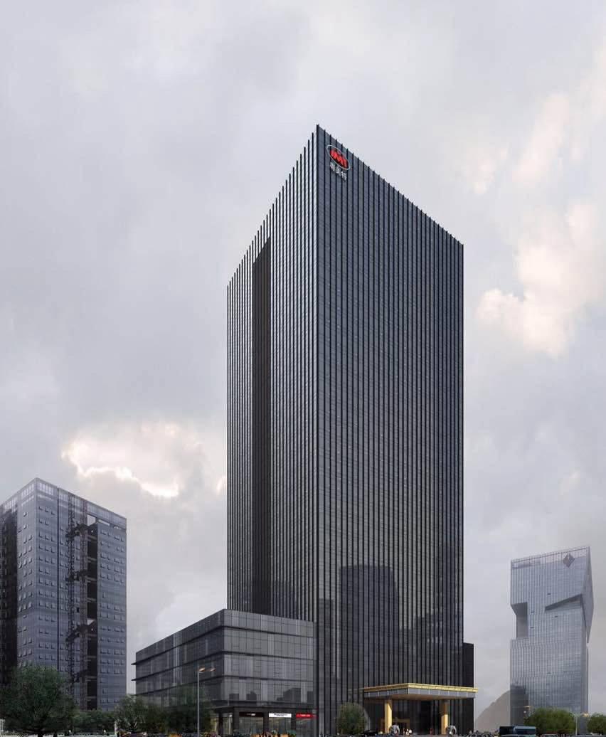 粤美特商业大厦雨水收集系统工程