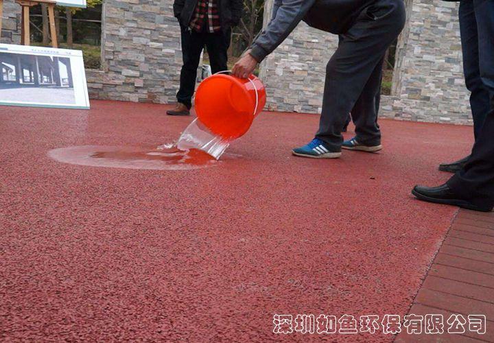 雨水利用透水混凝土的特性分析